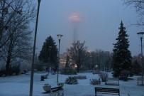 ANKARA VALİLİĞİ - Başkente Beklenen Kar Geldi