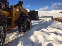 Bingöl'de Kar Nedeniyle Kapanan 73 Köy Yolu Ulaşıma Açıldı