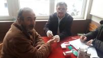 BULAŞICI HASTALIK - Bozdoğan'da Sağlık Taraması Yapıldı