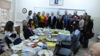 Burhaniye'de Çok Okuyan Öğrencilere Kaymakam Teşekkürü