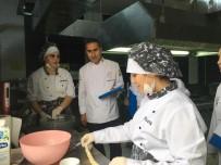 YEMEK YARIŞMASI - Çukurovalı Aşçılar Geleceğin Mutfak Şeflerine Güç Verdi
