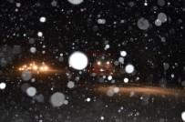 İLKAY - Denizli'de Kar Yağışı