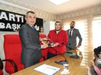 İHSAN KOCA - Doğanşehir AK Parti Kadın Kolları'ndan Koca'ya Ziyaret