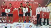 Erzincanlı Milli Badmintonculardan Başarı