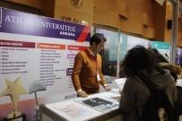 SİVİL HAVACILIK - Fuarda Atılım Üniversitesi Standına Yoğun İlgi