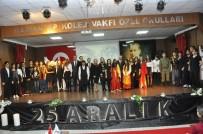 ÇANAKKALE ZAFERI - Gaziantep Kolej Vakfında 25 Aralık'a Muhteşem Kutlama