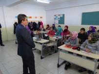 KIZ ÖĞRENCİLER - Havran'da Proje Sınıfları Dikkat Çekti