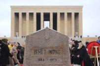 KAĞIT FABRİKASI - İnönü, Vefatının 45. Yılında Anıtkabir'de Anıldı