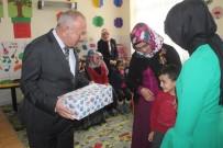 Kaymakam Alkan'dan Proje Koordinatörüne Ödül