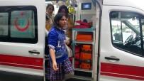 Kilis'te Fen Bilgisi Dersinde Gazdan Etkilenen 15 Çocuk Hastaneye Kaldırıldı