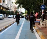 ONARIM ÇALIŞMASI - Konyaaltı'ndan Lara'ya 28 Kilometrelik Bisiklet Yolu