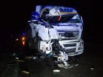 Malatya'da Trafik Kazası Açıklaması 2 Yaralı