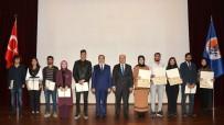 ALİ İHSAN SU - Mersin'de 'İstihdamda Akademik Seferberlik' Projesi Sona Erdi