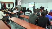 MESUT BAKKAL - Mesut Bakkal Üniversitede Derse Katıldı