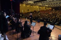 BURHANETTIN KOCAMAZ - Neşet Ertaş Türküleri İle Mersin'de Anıldı