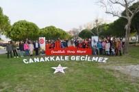 KALKINMA BAKANLIĞI - Öğrenciler Çanakkale Ve İstanbul'u Gezdi