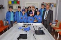 TÜRKÇE ÖĞRETMENI - Öğrenciler Kendi Drone'larını  Yaptı