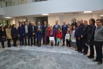 RESİM YARIŞMASI - Sarayköy'de Öğrencilerden Atık İlaç Resim Sergisi