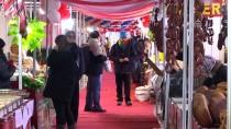 SIRKECI - Tarihi Garda Alışveriş Fuarı Açıldı