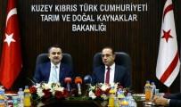 MUSTAFA AKINCI - Tarım Ve Orman Bakanı Pakdemirli KKTC'de