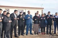 TOPLU KONUT - Tarsus'ta 472 Konutluk Projede İlk Kazma Vuruldu