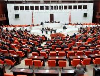 ALİCAN ÖNLÜ - 8 milletvekiline ait dokunulmazlık dosyaları TBMM'de!