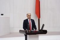 TRAFİK KANUNU - AK Parti'li Öztürk'ten İmar Barışı Ve Köprü Geçiş Cezalarıyla İlgili Açıklama