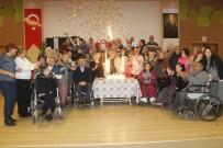 Ayvalık'ta Engellilerin 20. Yaş Sevinci