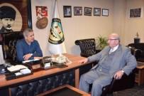 KADİR ALBAYRAK - Başkan Albayrak Hayrabolu'da STK Temsilcileriyle Buluştu