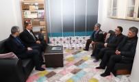İLİM YAYMA CEMİYETİ - Başkan Gürkan'dan STK Ziyaretleri