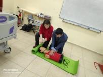 VERGİ DAİRESİ - BEÜ'den İlk Yardım Eğitimi