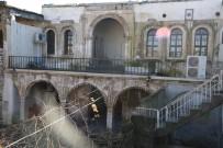 CİZRE BELEDİYESİ - Cizre'de Mehmet Ağa Kasrı'nda Restorasyon Başladı