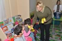 DIŞ MACUNU - Çocuklara Ağız Ve Diş Sağlığı Taraması