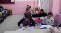 Derste Gazdan Etkilenen Çocuklar Okula Döndü