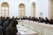 MEHMET KAYA - DTSO'dan Destek Programı Toplantısı