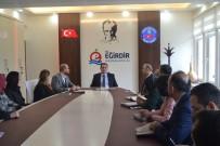 YEŞILAY - Eğirdir'de 'Benim Kulübüm Yeşilay' Protokolü İmzaladı
