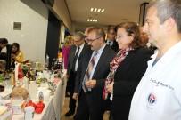 ŞAHINBEY ARAŞTıRMA VE UYGULAMA HASTANESI - GAÜN Hastanesi'nde Tıp Fakültesi Öğrencileri İçin Kermes Düzenlendi