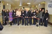 ALIYEV - Gaziantep Kolej Vakfı'nda En Anlamlı Sergi