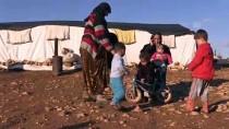 MUSTAFA ÇETIN - Göçebe Hayatların Çadırda Çetin Kışı