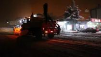 HEKİMHAN - GÜNCELLEME - Malatya'da Eğitime Kar Engeli