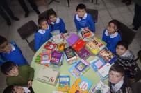 NURULLAH KAYA - İlkokul Öğrencilerinden Kardeş Okula Kütüphane