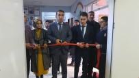 KÖY MUHTARI - Kağızman Kuloğlu Köyünde Kütüphane Açılışı Yapıldı