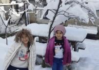 SOĞUK HAVA DALGASI - Kar Yağdı, Erik Ağacı Çiçek Açtı