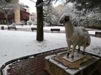 Karaman'da Okullara Bir Günlük Kar Tatili