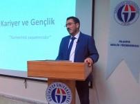 İŞ BANKASı - Kariyer Ve Gençlik Konferansına Yoğun İlgi