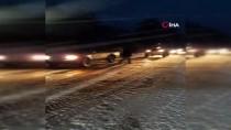 Kazdağları'nda Buzlanma Kazaya Neden Oldu Açıklaması 10 Yaralı
