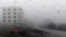 Kilis'te Yoğun Sis Ulaşımı Olumsuz Etkiliyor