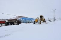 KÖY MUHTARI - Kırıkkale'de 185 Köyün Yolu Ulaşıma Açıldı
