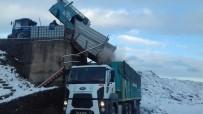 Manisa Büyükşehir'e Kar Engel Olmadı