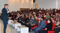 ÖĞRETMEN ADAYI - Nizip'te Kariyer Planlama Konferansı